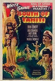 South of Tahiti Poster