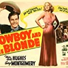 The Cowboy and the Blonde (1941)