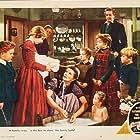 Katharine Hepburn, Paul Henreid, Ann Carter, Helen Eby-Rock, 'Tinker' Furlong, Jimmy Hunt, Eilene Janssen, Gigi Perreau, Janine Perreau, and Anthony Sydes in Song of Love (1947)