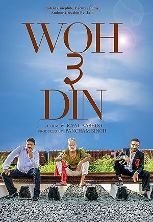 Woh 3 Din movie, song and  lyrics