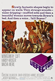 The Defector (1966) Poster - Movie Forum, Cast, Reviews