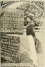 The Hoosier Schoolmaster Poster