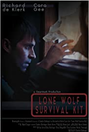 Lone Wolf Survival Kit Poster