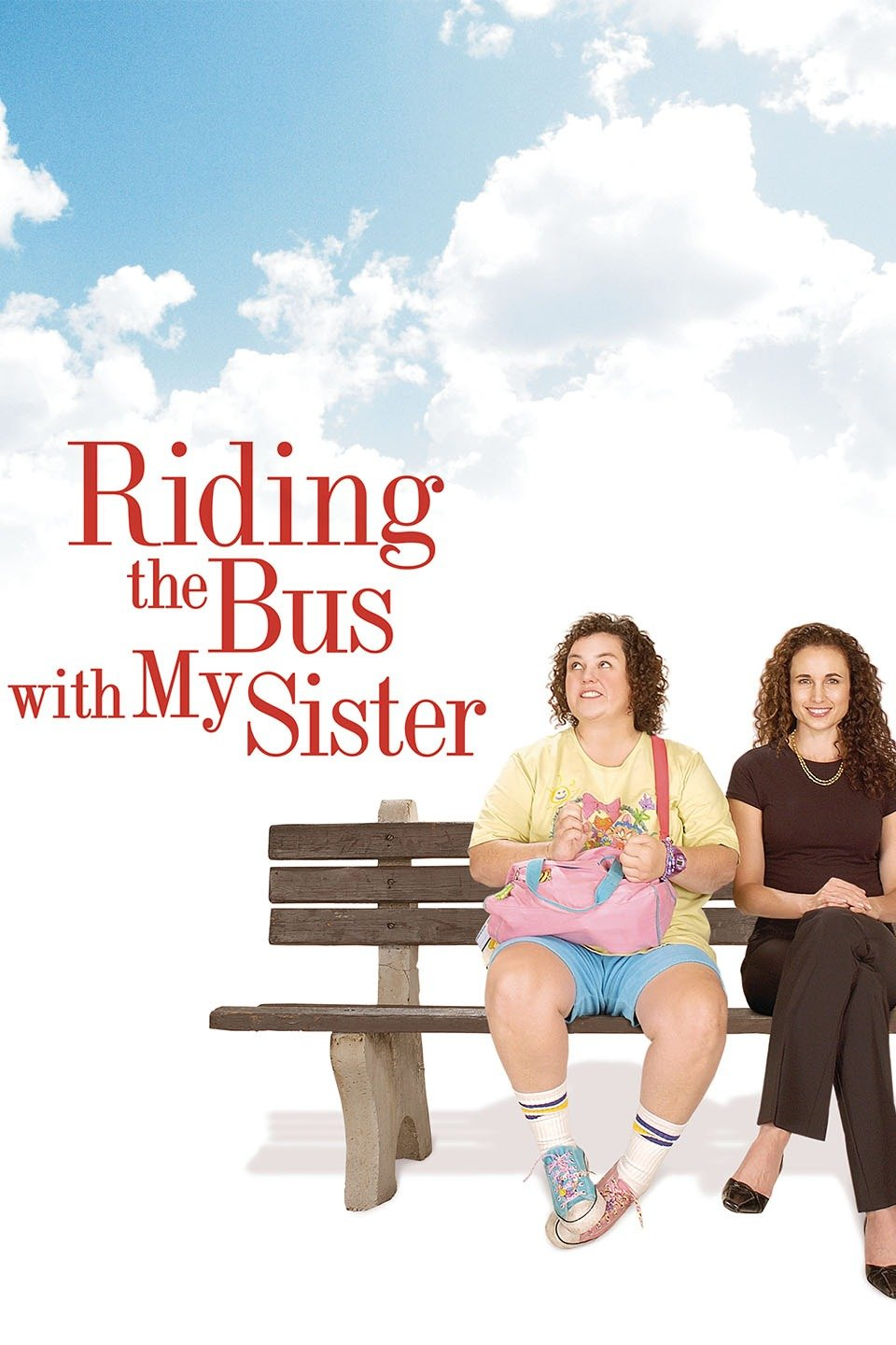 Riding on the bus with my sister dvd