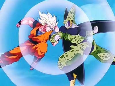 Watch free movie film Goku vs. Cell by none [2048x1536]