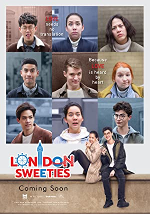รักไม่เป็นภาษา (2019) London Sweeties