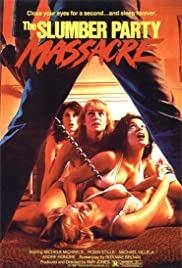The Slumber Party Massacre Poster