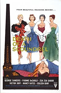 Death of a Scoundrel by Michael Curtiz
