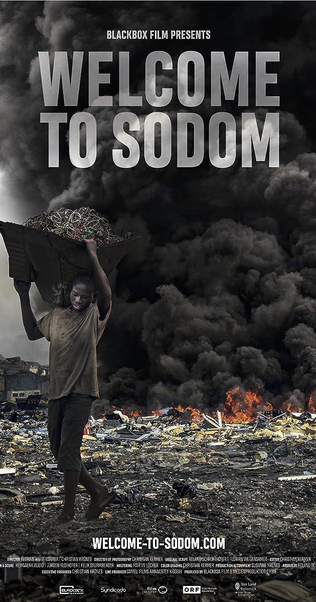 Welcome To Sodom Netflix