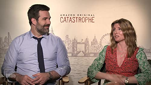"""Catastrophe"" Stars Remember Carrie Fisher"