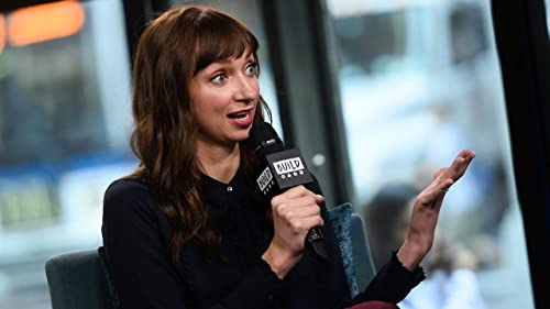BUILD: Lauren Lapkus Took on Daunting Task of Improvising with Zach Galifianakis