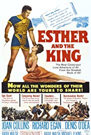 Esther and the King (1960) Poster - Movie Forum, Cast, Reviews