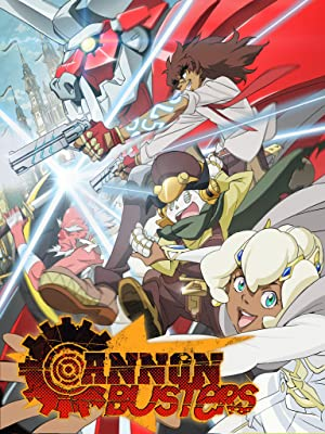 Where to stream Cannon Busters