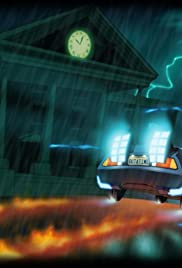 Back to the Future: The Game - Episode 5, Outatime Poster