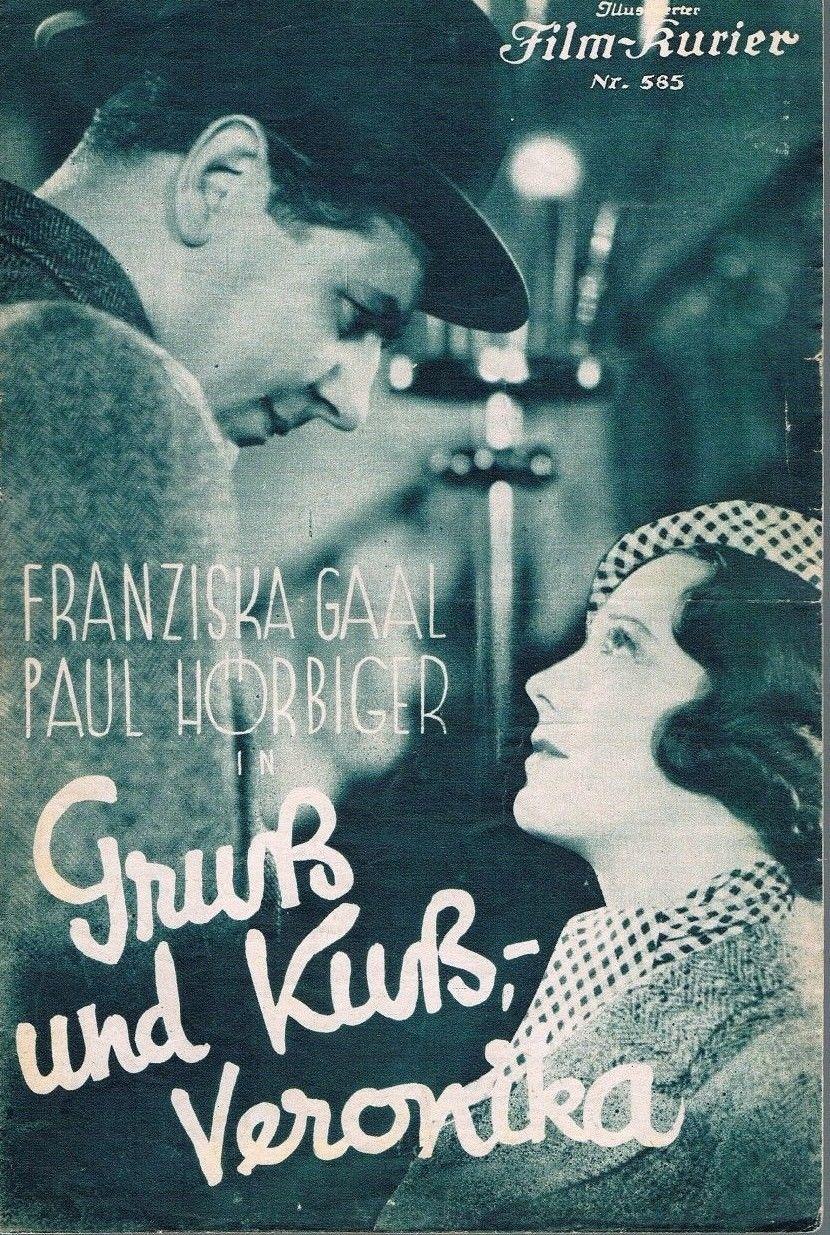 Gruß und Kuß - Veronika (1933)