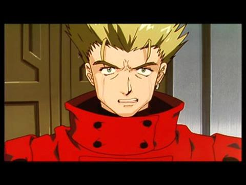 the Trigun italian dubbed free download