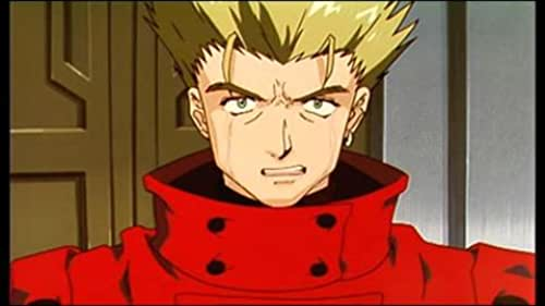 Trailer for Trigun: The Complete Series