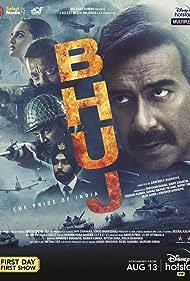 Bhuj: The Pride of India (2021) HDRip Hindi Movie Watch Online Free