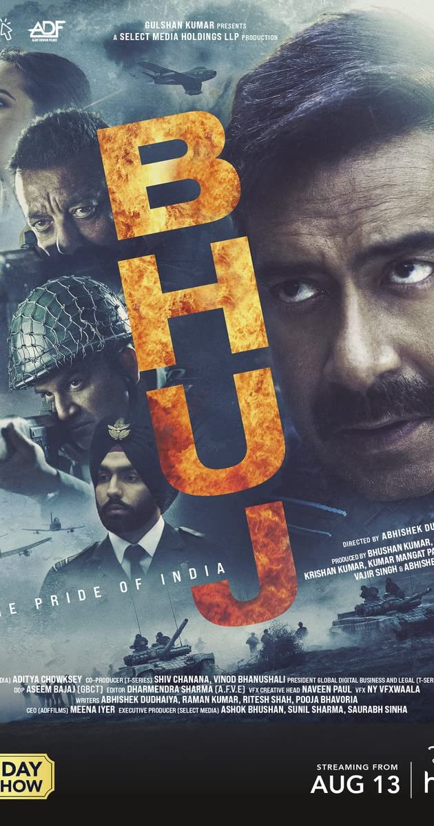 Bhuj The Pride of India Torrent Download