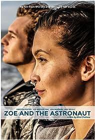 Lisa Moorish, Ian Reddington, Kirsten Foster, and Max Scully in Zoe and the Astronaut (2018)