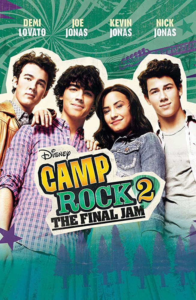 Camp Rock 2: The Final Jam (2010) Hindi Dubbed
