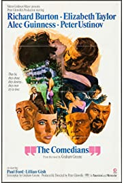 Download The Comedians (1967) Movie