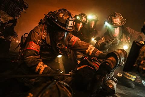 Chicago Fire 8×01 – Tierra sagrada