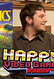 Happy Video Game Nerd Poster