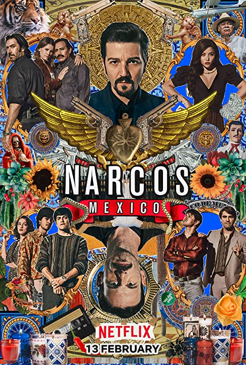 Narcos 2021 S03 Hindi Dubbed Complete NF Series 480p HDRip 1.7GB Download