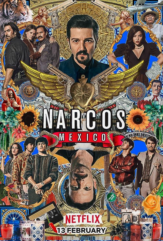 Narkotikų prekeiviai: Meksika (2 Sezonas) (2020) online