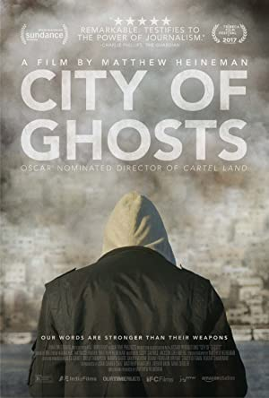 Movie City of Ghosts (2017)