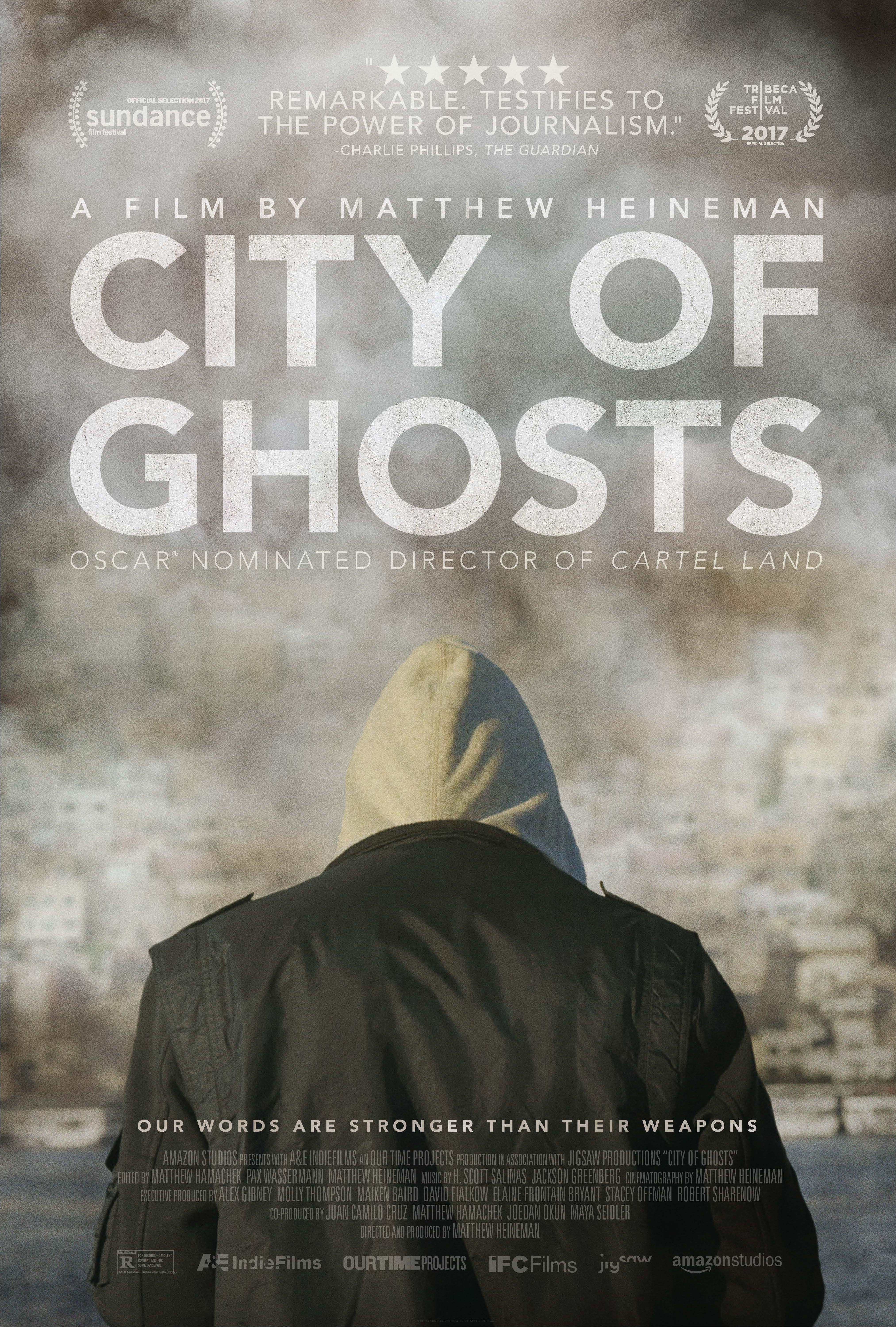 City of Ghosts (2017) BluRay 720p & 1080p