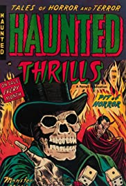 Haunted Thrills Poster