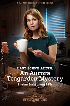 Movie Last Scene Alive: An Aurora Teagarden Mystery (2018)