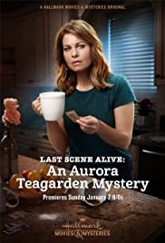 Last Scene Alive: An Aurora Teagarden Mystery Poster