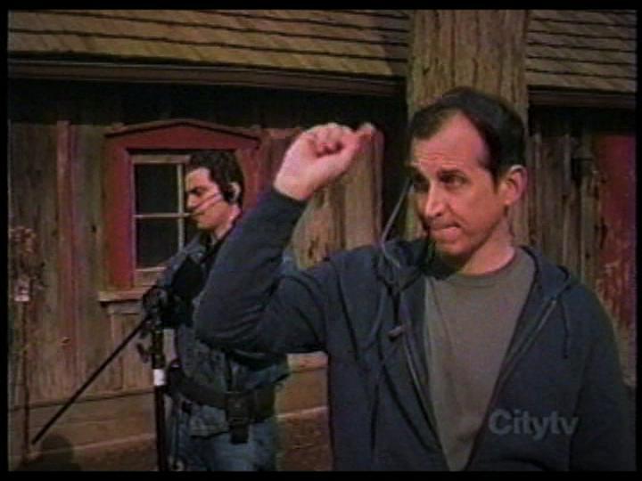 James Kall in Martha Behind Bars (2005)