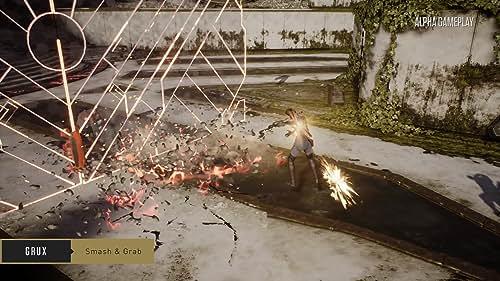 Paragon: Rush The Core: Gameplay Trailer