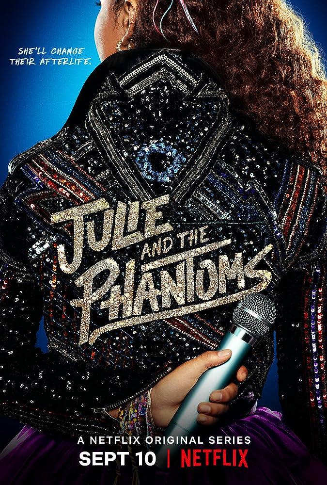 茉莉與魅影男孩 Julie and the Phantoms | awwrated | 你的 Netflix 避雷好幫手!