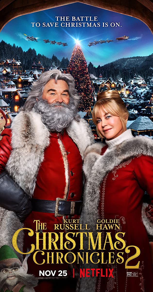 The Christmas Chronicles: Part Two (2020) - IMDb