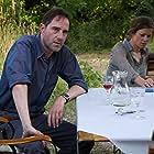 Marie Bäumer and Stefan Kurt in Haus und Kind (2009)