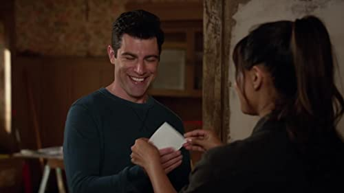 New Girl: Schmidt And Cece Agree On A Color For The Bathroom
