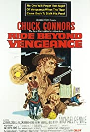 Ride Beyond Vengeance (1966) Poster - Movie Forum, Cast, Reviews