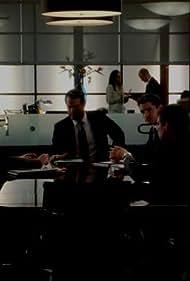 Rus Blackwell, Josh Stamberg, Kate Levering, Jackson Hurst, Ashley LeConte Campbell, and Jordan Woods-Robinson in Drop Dead Diva (2009)