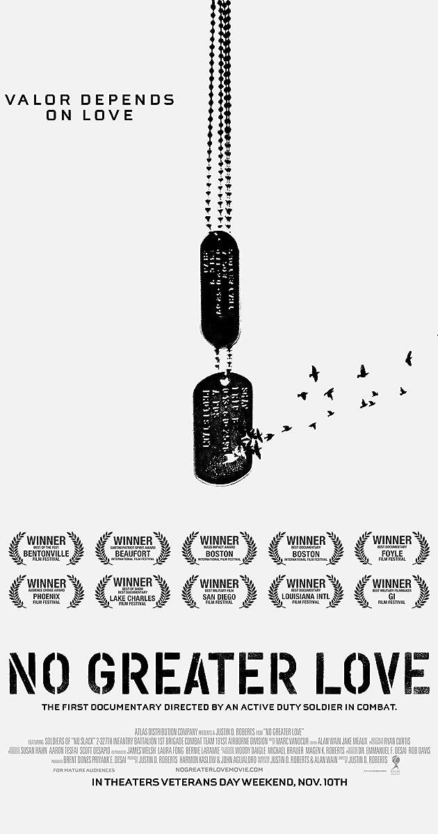 No Greater Love (2015) - IMDb