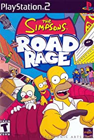The Simpsons: Road Rage (2001) Poster - Movie Forum, Cast, Reviews