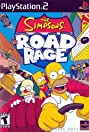 The Simpsons: Road Rage (2001) Poster