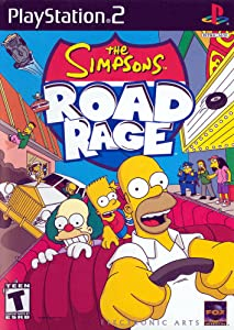 The Simpsons: Road Rage full movie online free