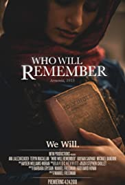 Who Will Remember Poster