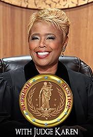 Supreme Justice with Judge Karen Poster