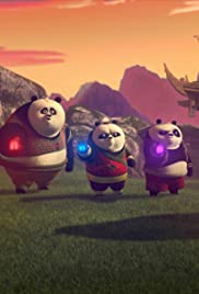 Big Trouble in Panda Village Poster